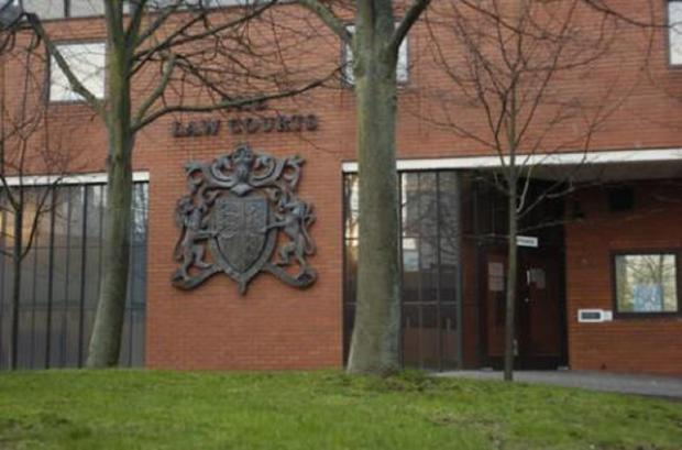 Gary Driscoll was sentenced to two years and eight months at Swindon Crown Court