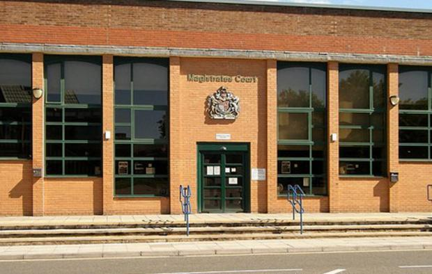 Shane Harper appeared in Swindon Magistrates Court this morning