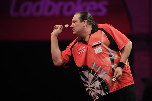 DARTS: Four Swindon players earn money in Barnsley