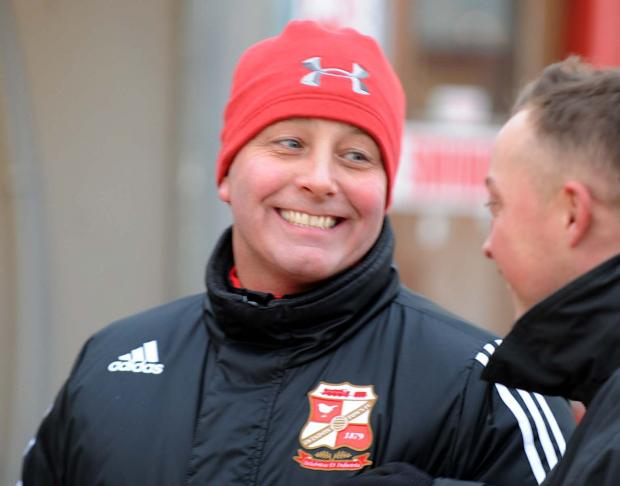 Swindon boss Alun Rossiter