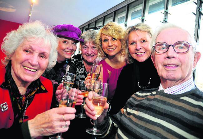 Showbiz tradition kept in the family | Swindon Advertiser