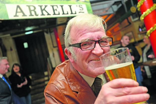 Arkell's Brewery supports The People's Pension for it's workers