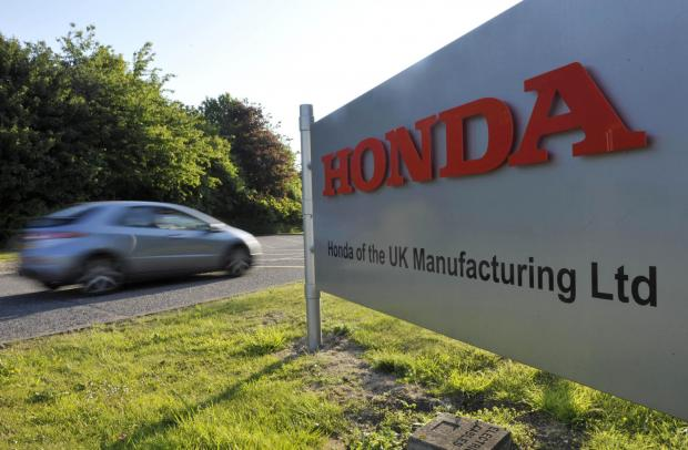 Honda plans approved