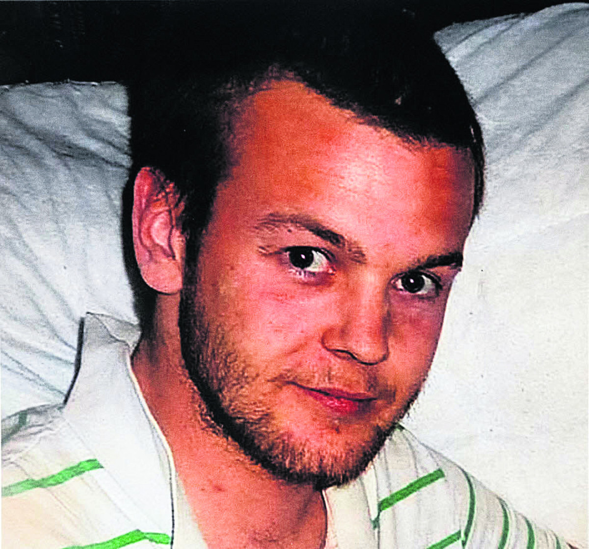 Chris Scott, who died after taking a legal high