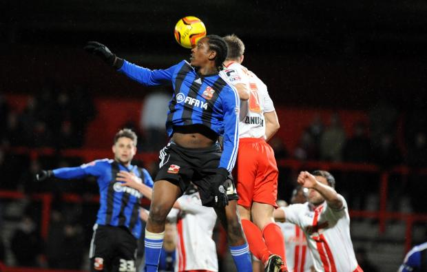 Nile Ranger draws a blank at Stevange