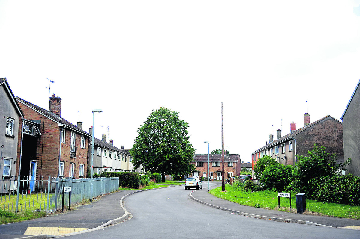 Council houses in Walcot