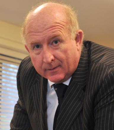 Police and Crime Commissioner taken ill