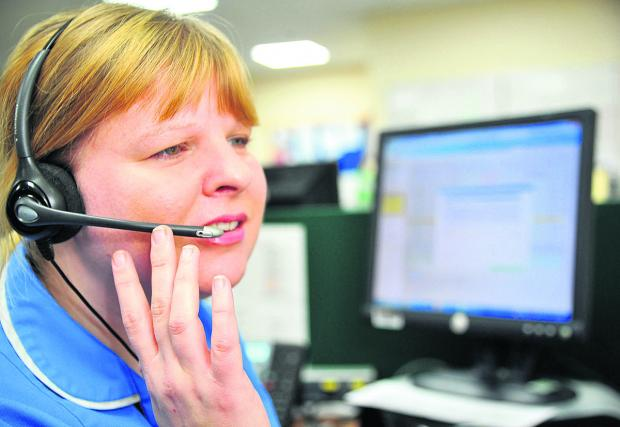 Jemma Black from SEQOL is an urgent care nurse who works with the telehealth system