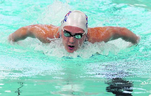 Tilly Gray will represent England in both the 100m and 200m butterfly at the Commonwealth Games