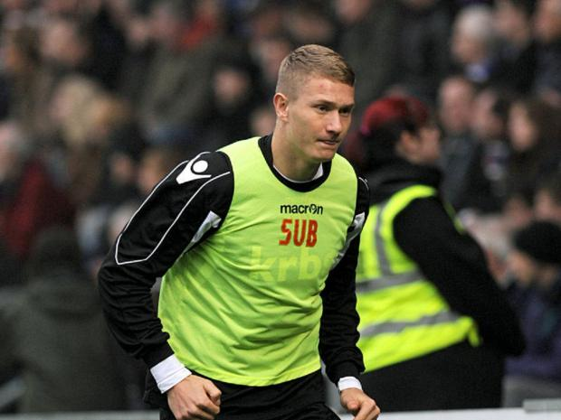 Michael Smith has signed for Swindon Town