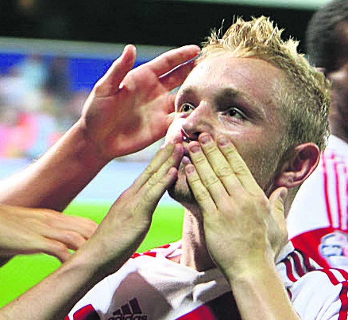 Alex Pritchard has strained a medial ligament