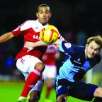 Swindon Advertiser: Footballer Louis Thompson
