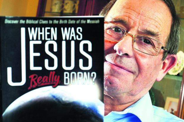 David Hamshire has published his book When was Jesus really born?