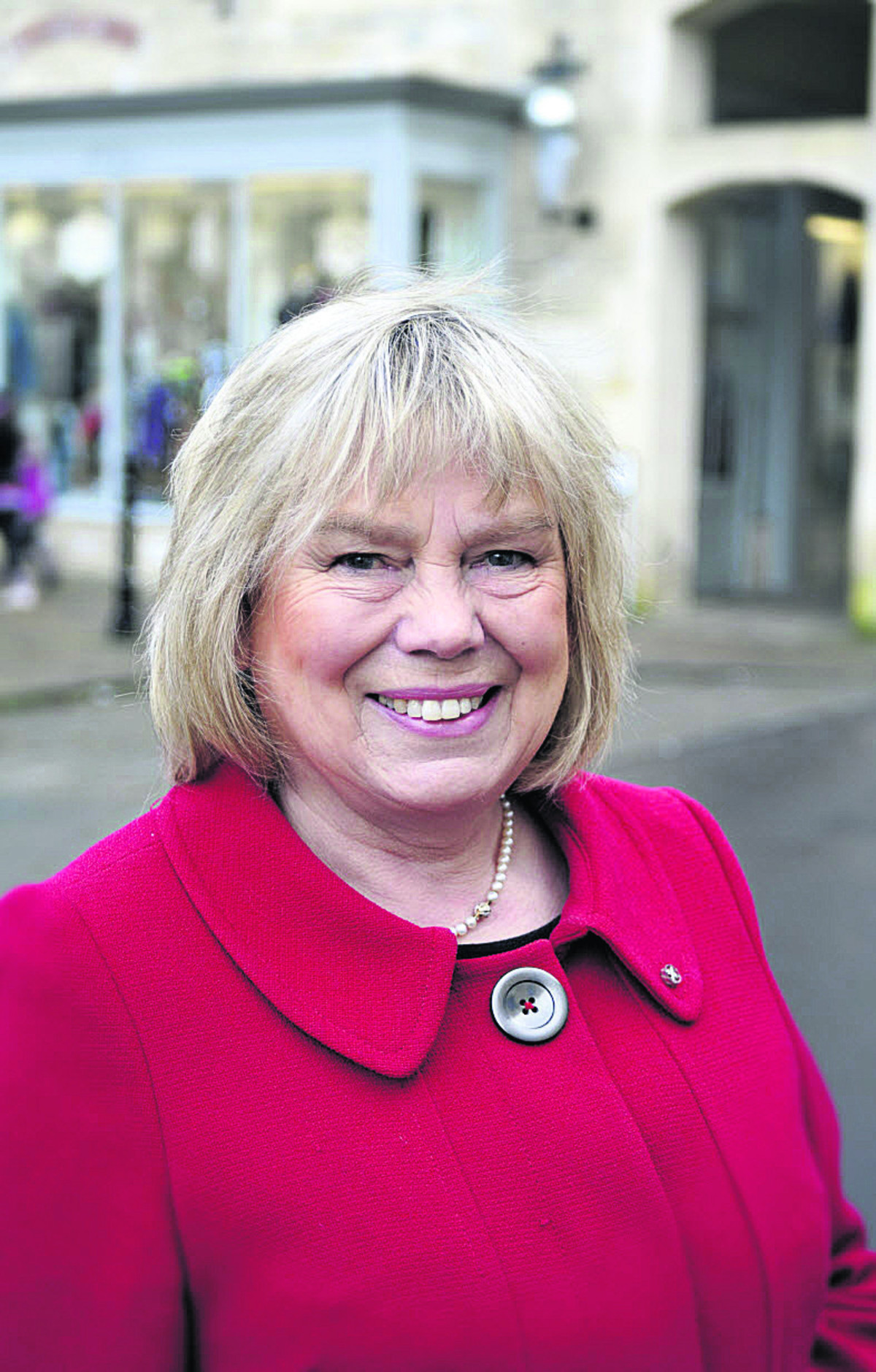 Wiltshire Council leader Jane Scott, has confirmed she will not take an allowance increase