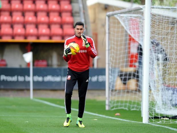 Wes Foderingham is set for a period out of action through injury