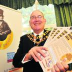 Swindon Advertiser: Mayor Nick Martin launches the awards last month