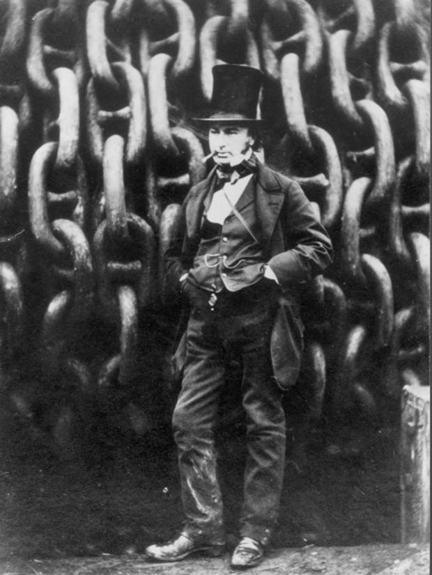 Swindon Advertiser: Isambard Kingdom Brunel