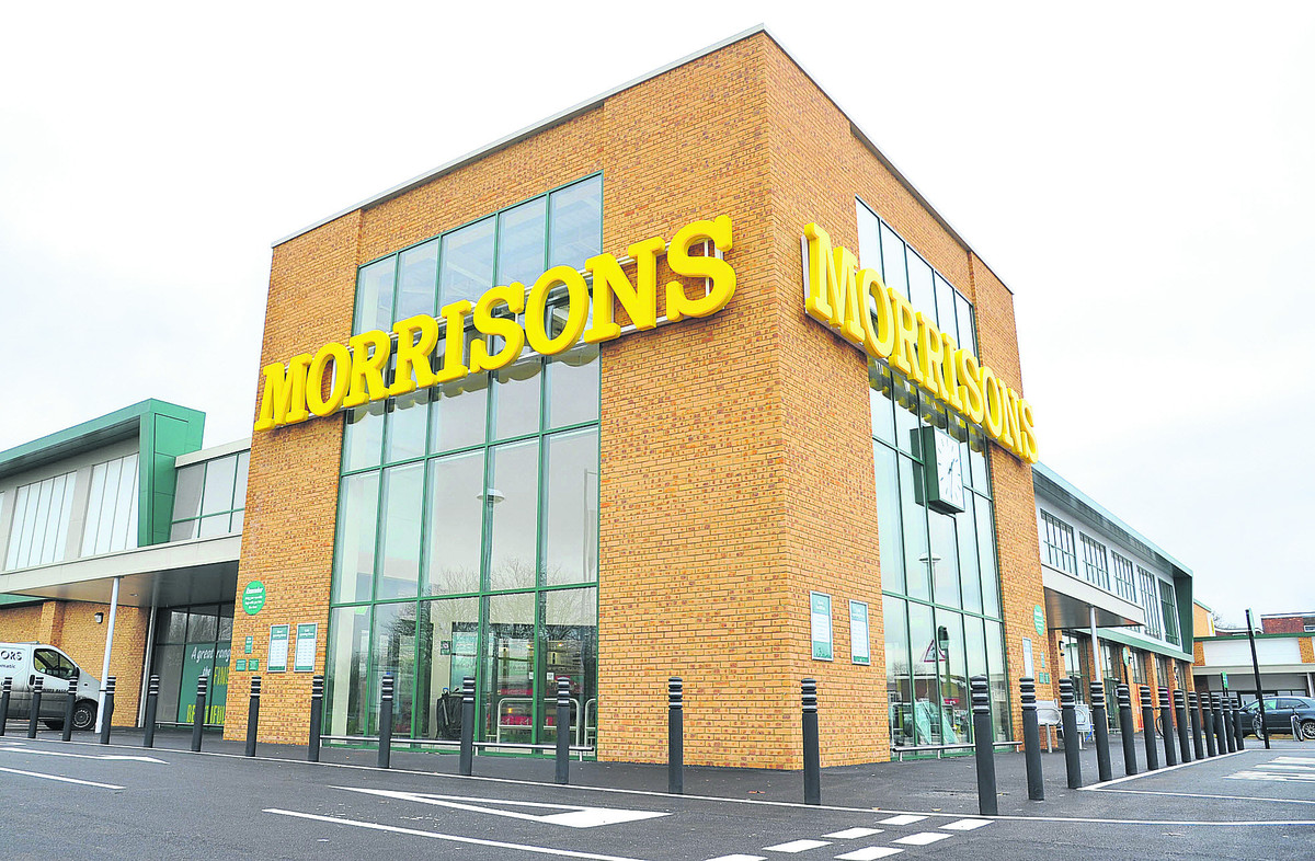 The new Morrisons store in Eldene