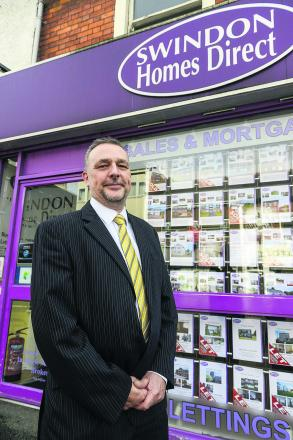 Simon Rosser, of Swindon Homes Direct