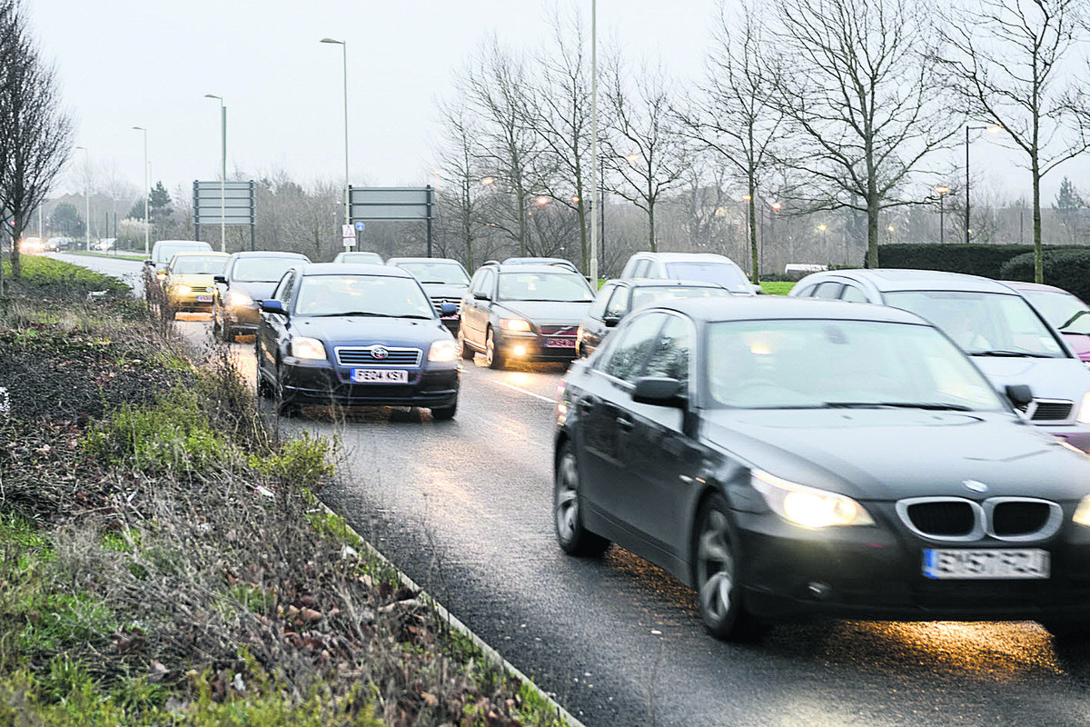 Thamesdown Drive plan under doubt