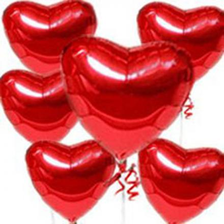 Hearts will be aflutter on the most romantic day of the year