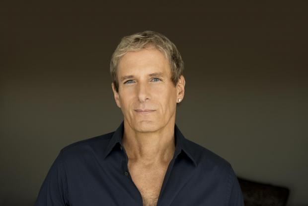 Michael Bolton, born on this day in 1953