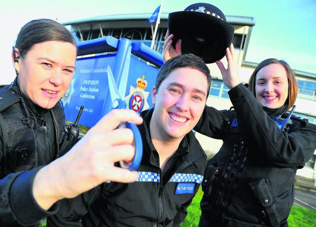 Swindon response officer Emma Brown sets a date for her charity head shave