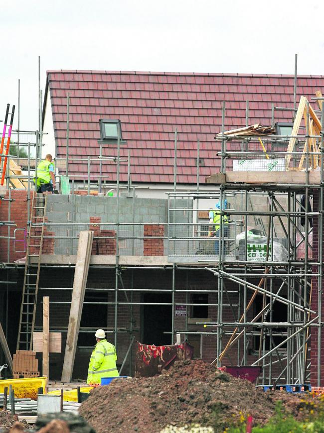 Swindon has received a cash boost for building new homes