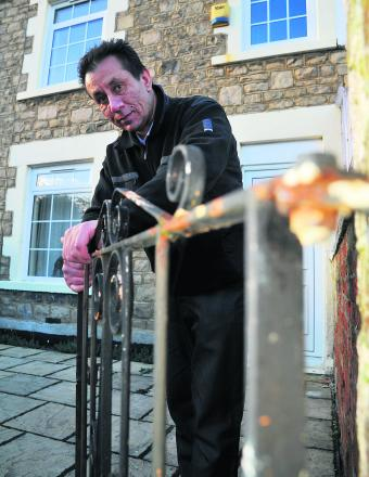 Landlord Bindesh Badiani is being refused insurance coverage after a tenant burnt his house down while taking legal highs