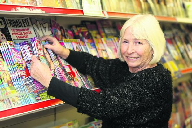 Owner of Havelock News Kathy McGuire is leaving after 19 eventful years in Swindon