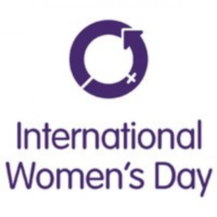 International Women's Day will be celebrated with workshops, displays, activities and discussions on March 8th around the Central Library