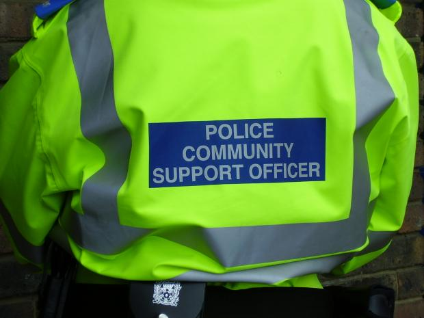 More than 200 people apply to be PCSOs
