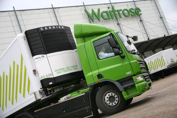 The new Waitrose in Wichelstowe is to be officially opened on 8 April