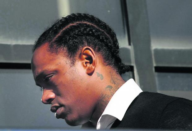 Nile Ranger told his rape trial he has never had sex with a woman against her wishes