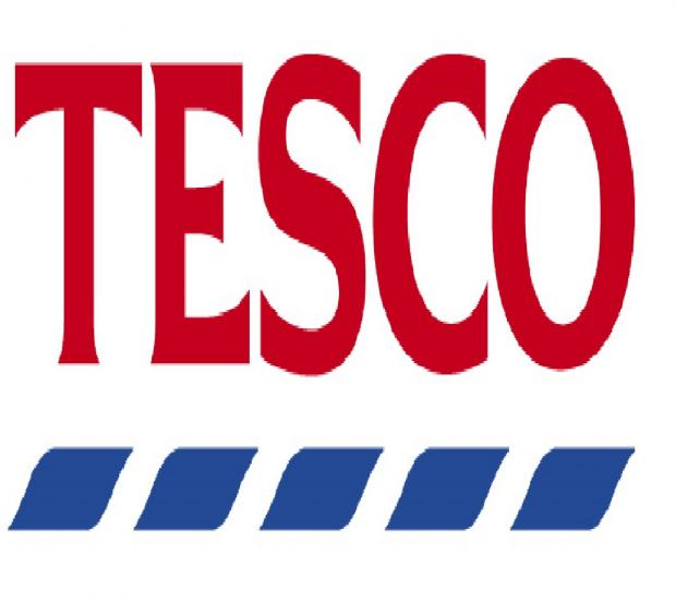 Tesco stores are charity fundraising champions
