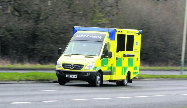 Paramedics are being sent to patients who do not need an ambulance, it has been claimed