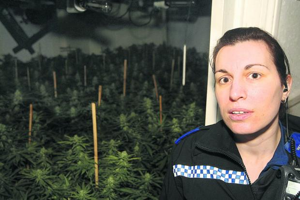The PCSO for Broadgreen,  Emma Millarvie