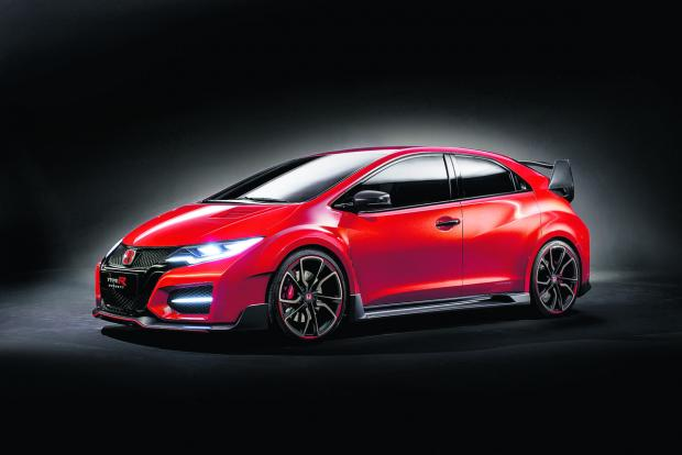 Classy Civic is unveiled by Honda
