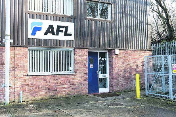AFL Telecoms on Hawksworth Industrial Estate