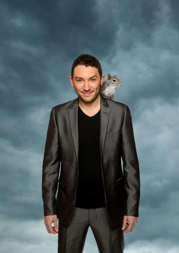 Swindon Advertiser: Jon Richardson