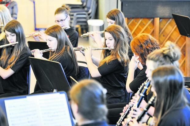 Swindon Young Musicians' Senior Concert Band