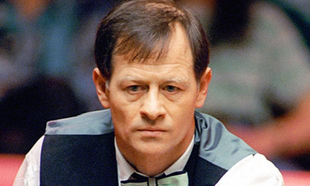 Late snooker great Alex Higgins, born on this day in 1949
