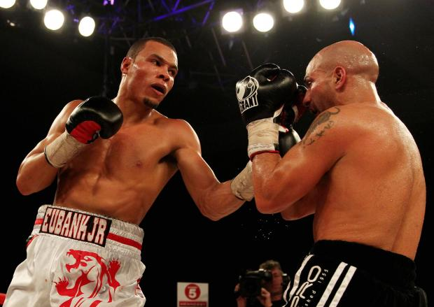 Tariq Quaddus could be set to spar with Chris Eubank Jnr