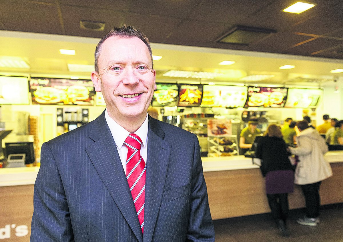 McDonalds set to open seventh joint
