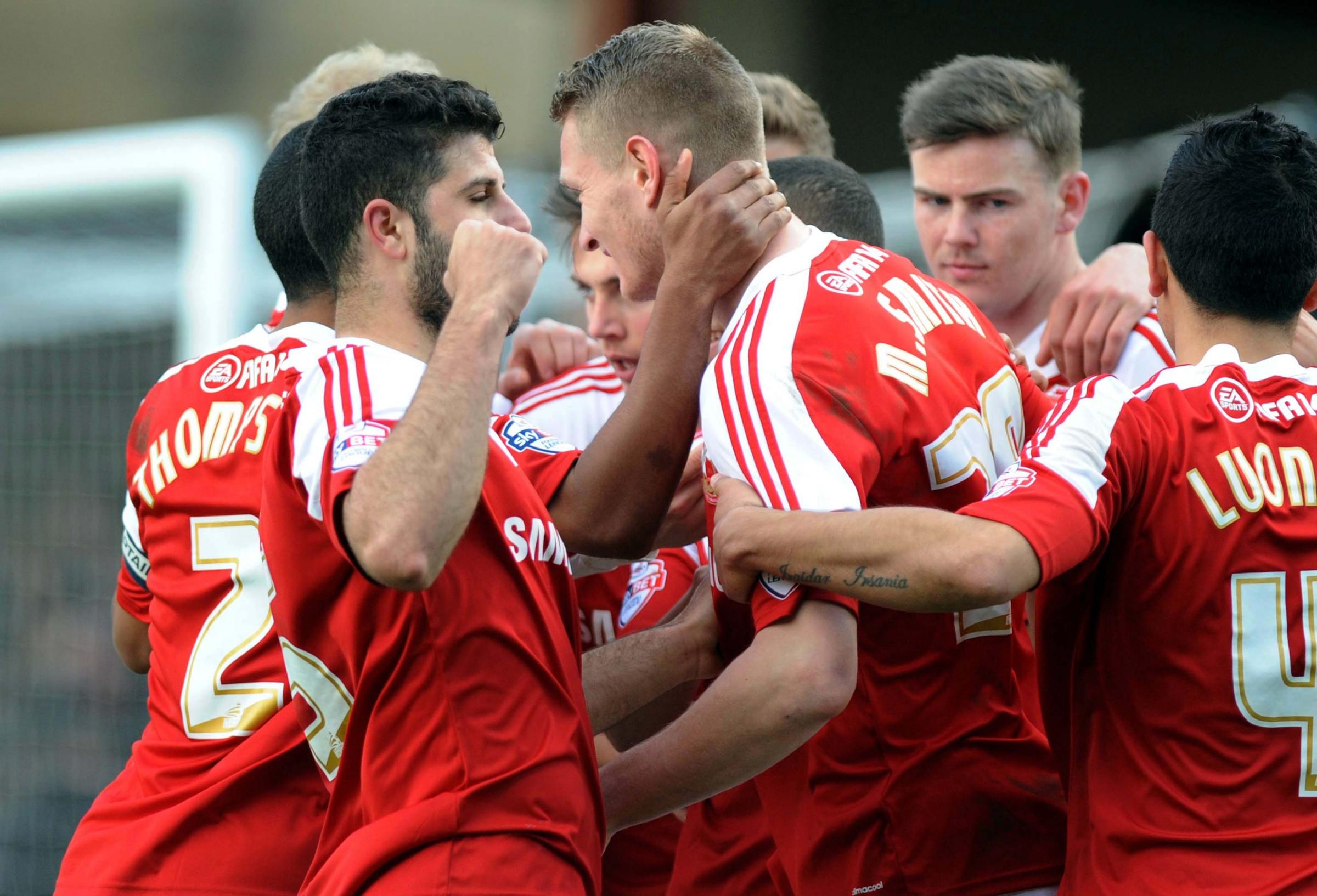 SWINDON TOWN 1 PRESTON NORTH END: Experience means nothing as Town claim home win