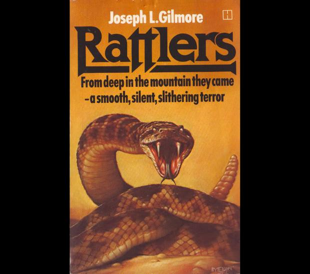 Rattlers by Joseph L Gilmore (1979), in at number nine on our list