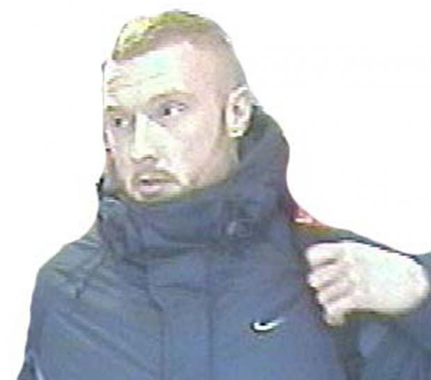 UPDATE: Police release CCTV of armed robbery suspect