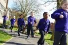 Goddard Park Primary School pupils get to skip around the grounds of the school for exercise.