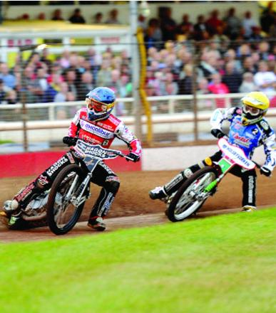 Stadium work won't halt speedway races