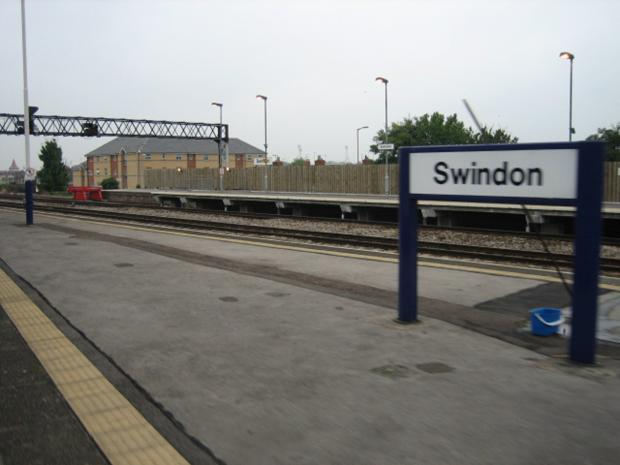 A man who worked at British Rail's Swindon works from 1942 to 1966 has obtained a court order against the Department of Transport